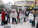 Zaragoza: Los trabajadores de Cadeneta, en huelga por los recortes