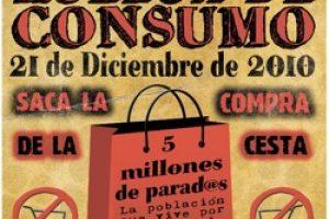 21 de diciembre: Huelga de consumo contra el capitalismo