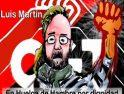 Se cumple  un mes en huelga de hambre de Luis Martín en Sevilla