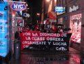 Manifestación del 27 de enero en Mérida: Sí se puede
