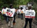 Criminalización del movimiento anti-TAV