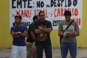 Emte Service Tarragona condenada a readmitir al delegado de CGT despedido