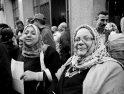 Las mujeres egipcias reivindican su lugar en la revolución