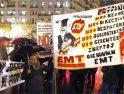 Anuncian una plataforma en defensa del transporte público en Valencia
