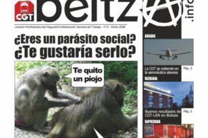 Beltza 8 – Otoño 2006