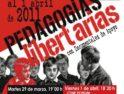 Ávila, Jornadas Libertari@s y Escuela Pública. Del 28 de marzo al 1 de abril