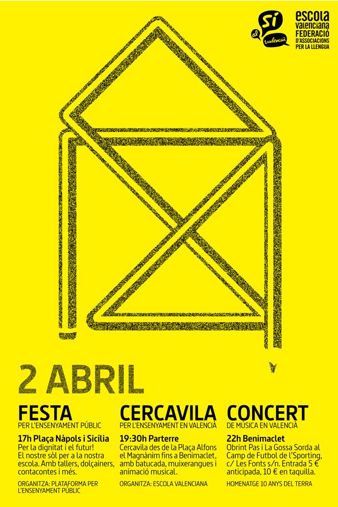 2-a València-per l'Ensenyament Públic