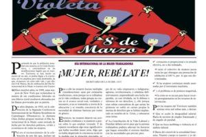 Especial 8 de marzo 2011: ¡Mujer, Rebélate!