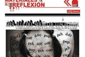 Materiales de Reflexión 69: Más allá del sueño de los Borgia