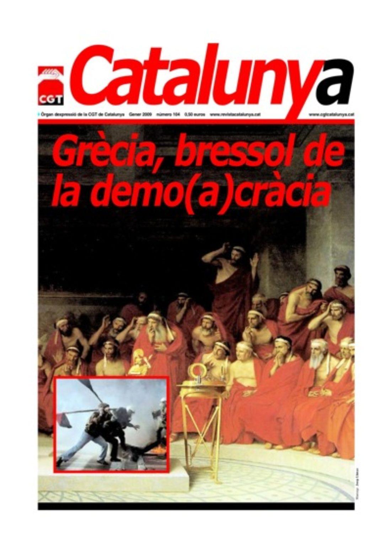 Catalunya 104 – gener 2009