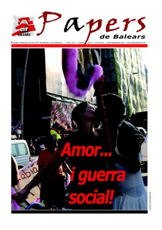 Catalunya-Papers 114 – febrer 2010