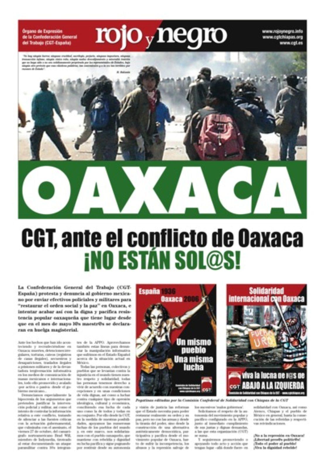 Especial Oaxaca (2006)