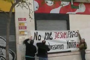 Video No más desamParo (Pamplona, 17 marzo)