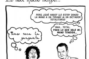 Pereyra: «No hace mucho tiempo…»