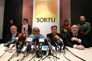 CGT Nafarroa: «No a la ilegalización de Sortu»