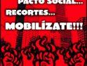 1º Maio: Manifestación en Vilagarcía