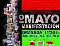 1º de Mayo en Granada