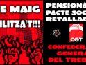 1 de mayo en Lleida – Jornada 6 de mayo