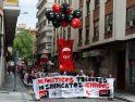 Foto-reportaje del 1º de Mayo en Valladolid