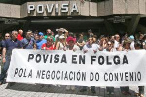 CGT entra con fuerza en Povisa – Vigo