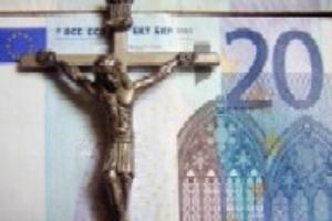 Campaña contra la financiación de las iglesias por el Estado.