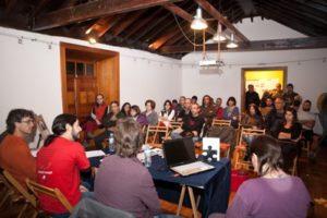 """Presentación del Estudio: """"Por el derecho a una vida digna"""" – 28/04/11"""