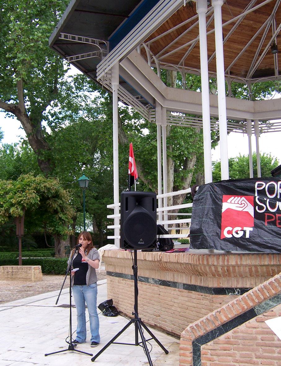 1º de Mayo 2011 en Toledo