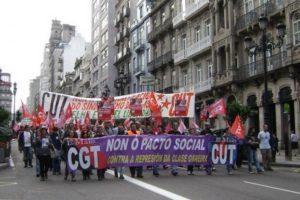 Vídeo 1º de maio do 2011 en Vigo (CUT-CGT)