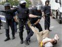 CGT condena los desalojos de las acampadas de Barcelona y Lleida