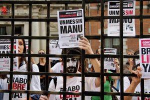 Manu Brabo, libre al fin