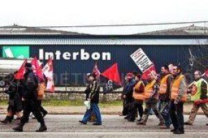 CGT denuncia la falta de implicación de la subdelegada del gobierno en Burgos el conflicto de Interbon