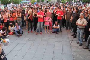 Democracia Real Ya en Extremadura (vídeos)
