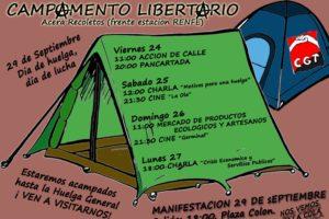 Condenan al Ayuntamiento de Valladolid a pagar 30.000 euros a la CGT por vulnerar el derecho de reunión