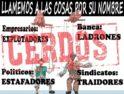 Valladolid: Jornada de lucha «Llamemos a las cosas por su nombre. Señalemos a los culpables»
