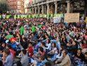 Comunicado ante el desalojo de la Plaza del 15M en Valladolid