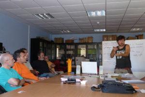 Fotos Escuela Libertaria de Verano de la CGT – Ruesta