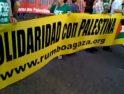 [Vídeo] Valencia: Concentración en apoyo a la Flotilla de la Libertad