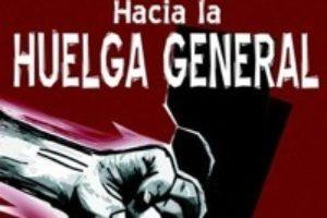 Sindicatos de Clase por la Movilización Unitaria contra el Pacto Social y por la Huelga General (2º Encuentro)
