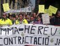 Antonio Cano y Carlos Bernal: «Externalizar es privatizar, aunque el amo sea el ayuntamiento»
