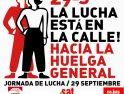 CGT-Co.Bas-SAT Granada: ¡Hacia una nueva huelga general!