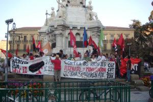 [29S] Movilización en Pamplona-Iruñea