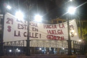 [29S] Manifestación en Segovia
