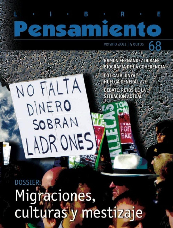 Libre Pensamiento 68 – verano 2011