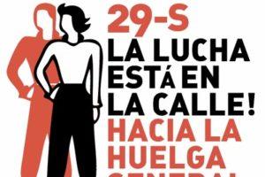 Iruñea 29S: Ante el paro y los recortes: reparto, movilización y unidad de acción