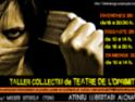 Taller de Teatro del oprimido en Tarragona organizado por el Ateneo Libertario Alomà
