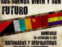 Tenerife: Jornadas Antifascistas «Reconocimiento, verdad y memoria»