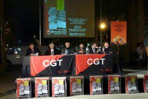 250 asistentes al acto «La gran farsa de la soberanía» en Barcelona (17 nov)