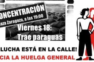 [Semana de Lucha] Huesca: Cuestionando la realidad.