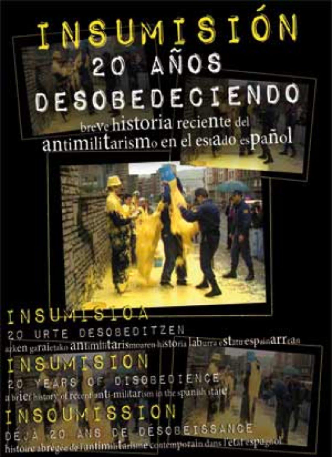 Insumisión: 20 años desobedeciendo (DVD)