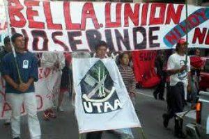 Nueva ocupación de la UTAA en Bella Unión